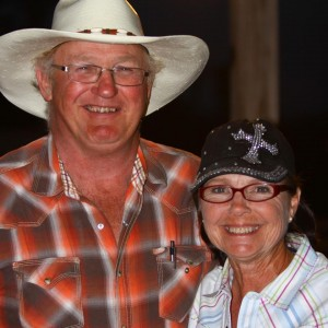 Photo of Danny and Debbie Cooley